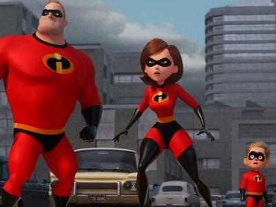 'Incredibles 2' is on pace to beat the opening weekend box-office record for an animated movie, currently held by 'Finding Dory'