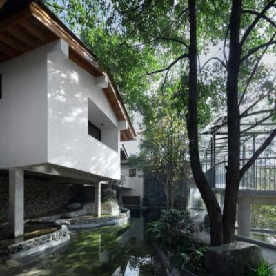 Orchis House / ZhiXing Architects