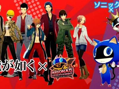The Persona 3 And 5 Dancing Games Are Getting Virtua Fighter, Yakuza Costumes