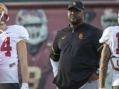 USC begins purge of football staff as it announces Tee Martin and three other assistants won't return