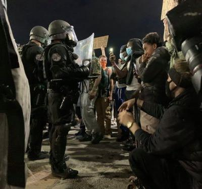 DMPD: Violence is Drowning Out the Voices of Peaceful Protesters