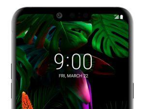 Here's What The LG G8 ThinQ Looks Like