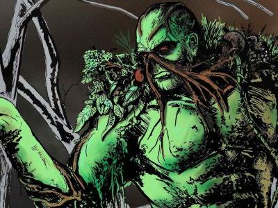 Swamp Thing Teaser Reveals First Look At Live-Action Swamp Thing