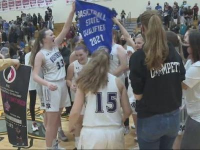 Nodaway Valley Girls Make State For First Time