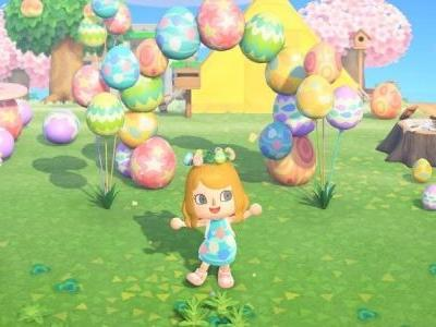 Animal Crossing: New Horizons Bunny Day event brings egg-themed items, will run from April 1 through April 12