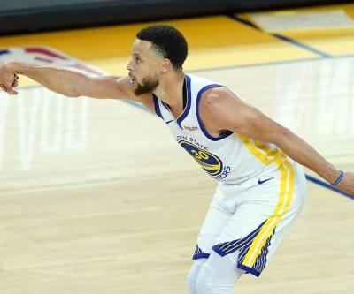 'Practice Shots': Stephen Curry Torches Portland With 36 Points in Game 1