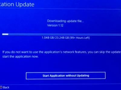 PS4 Digital Downloads Make up 2.7% of the World's Internet Traffic