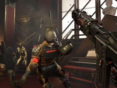 Wolfenstein: Youngblood hands-on - MachineGames and Arkane team up for co-op Nazi-shanking action