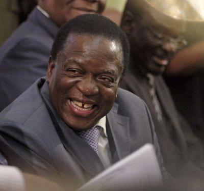 Emmerson Mnangagwa just became Zimbabwe's new president - here's how he went from Robert Mugabe's bodyguard to his successor