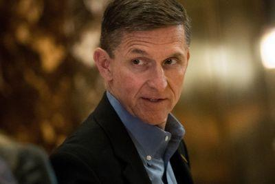Trump 'evaluating the situation' involving Flynn, Russia