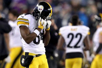 Antonio Brown disappeared just when Steelers needed him most