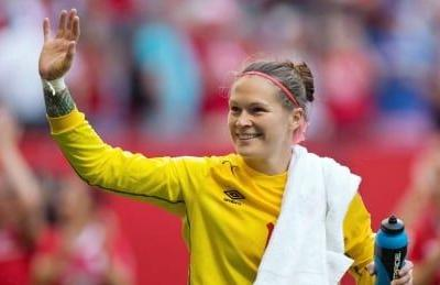Canada's Erin McLeod eager to make return to NWSL, comfortable with precautions made for return