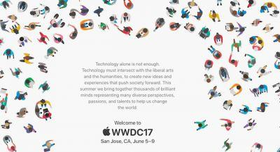 Apple Confirms WWDC 2017 Dates