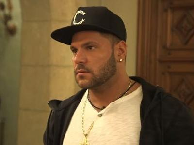 Jersey Shore Family Vacation's Ronnie Ortiz-Magro Responds To Rumors That He Quit The Show