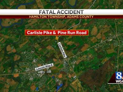 Adams County crash kills 2, injures 1