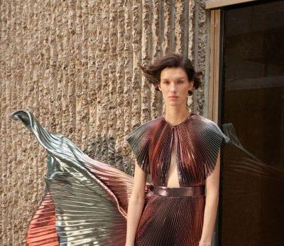 Givenchy's Spring 2019 Pre-collection is inspired by a lesser-known part of its heritage