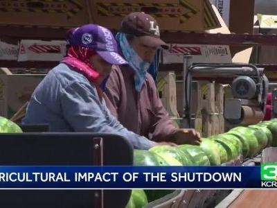 California Central Valley farmers keep eye on government shutdown