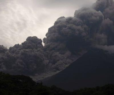 A deadly volcanic eruption in Guatemala has killed dozens of people - here's what it looks like on the ground