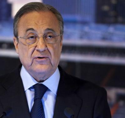 Real Madrid will not play a La Liga match in the USA, says Perez