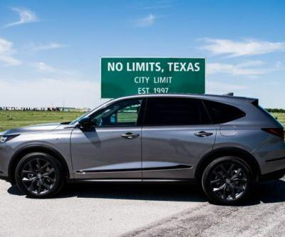2022 Acura MDX A-Spec: The Sportiest-Looking Family-Friendly SUV On The Market Today