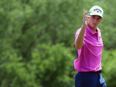AT&T Byron Nelson: Aaron Wise cruises to 3-shot victory