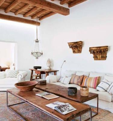A FINCA STYLE SUMMER HOME ON THE ISLAND OF IBIZA