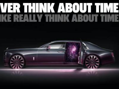 Rolls-Royce Makes A Car Based On Eating A Bunch Of Edibles And Watching Old Episodes Of Cosmos