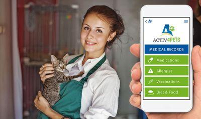 Activ4Pets Mobile Health App Partners with Shelters to Save and Improve Lives of Pets