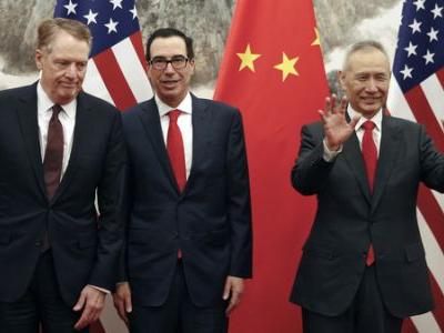 As U.S.-China Trade Talks Resume, A Deal Remains Uncertain