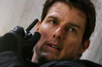 Tom Cruise's Latest Mission: Impossible 6 Stunt Brings