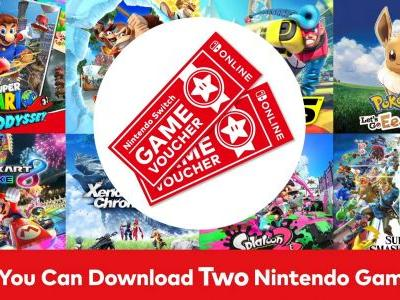 Nintendo Switch Game Vouchers are a curious new way to save money