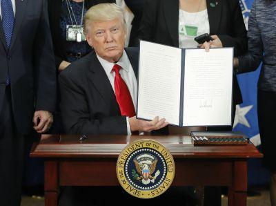 Trump temporarily banned immigration from 7 countries - here's how many students from each attend college in the US