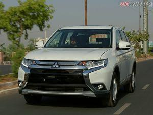 Mitsubishi Outlander Makes A Comeback Officially Launched At Rs 3195 lakh