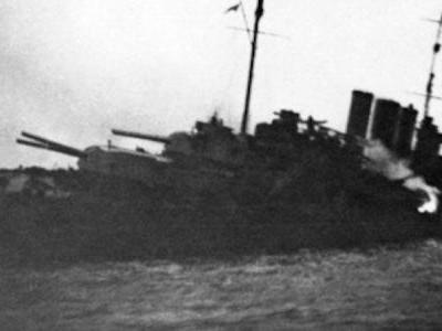 Photos show the Battle of Savo Island, a brutal US Navy defeat that stranded thousands of Marines on Guadalcanal