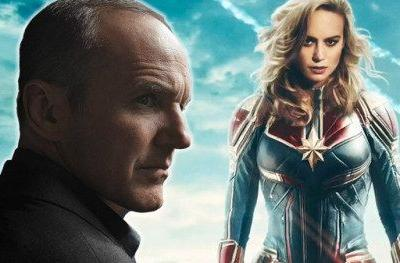 Agent Coulson's Role in Captain Marvel Revealed by Clark