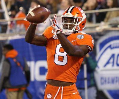 Clemson's Justyn Ross out for season in possible NFL Draft 2021 blow