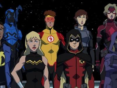 Young Justice: Outsiders Photos and Episode Synopses Released