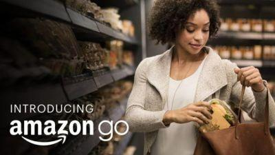 Amazon Go Grocery Shops Could Be Headed To The UK Next