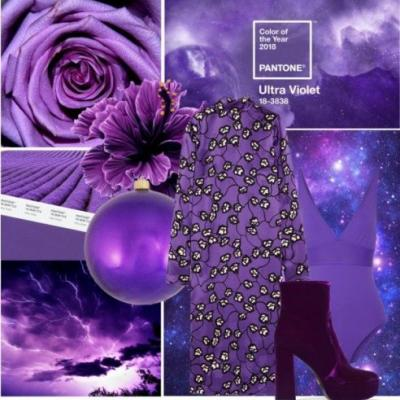 Ultra Violet - Color of the Year 2018
