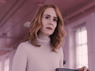 Sarah Paulson Has A Hard Time With Spoilers After Glass And American Horror Story