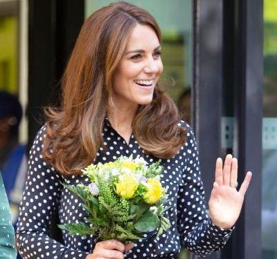 Kate Middleton's Zara Culottes Are So Much Cooler Than Skinny Jeans