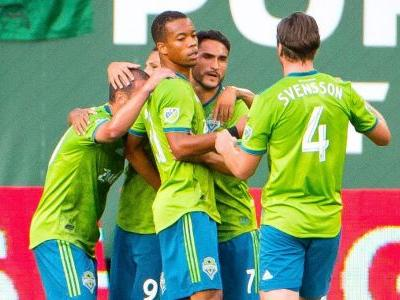 Sounders edge Timbers to claim Cascadia Cup