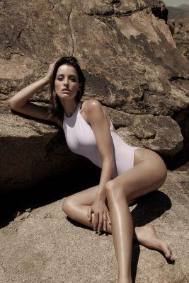 Hit the Beach in Nacre Voyage's Swim Collection