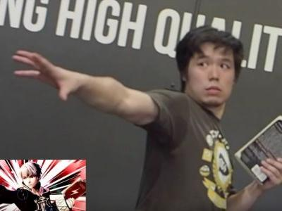 Super Smash Bros. Ultimate winposes recreated in cool video