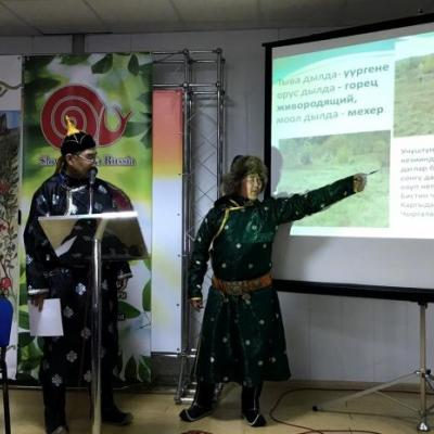 """The first edition of """"Terra Madre - Indigenous Peoples: Wild Plants"""" displayed traditional foods and dishes of indigenous peoples in Russia"""