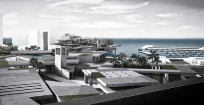 KAAT Architects and Yalin Architectural Design Shortlisted for International Design Competition in Kuwait