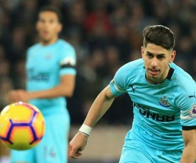 Ayoze Perez joins Leicester from Newcastle