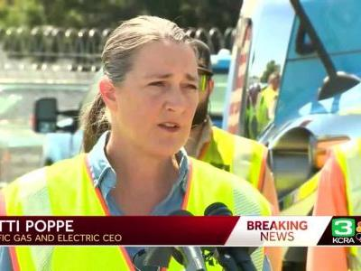 PG&E to start burying 10K miles of lines in fire-prone areas, CEO says