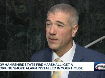 NH Fire Marshall to Granite Staters: Get a working smoke detector
