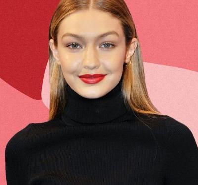 A Look At Every Single Item In Gigi Hadid's Makeup Collection